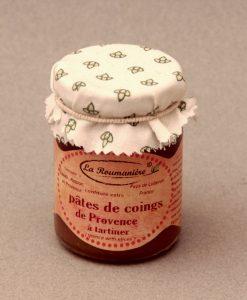 Pâte de Coings de Provence à tartiner 125g