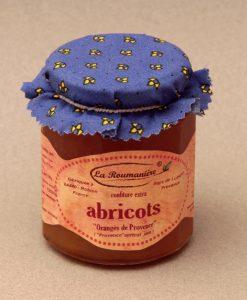 Confiture aux Abricots orangés de Provence