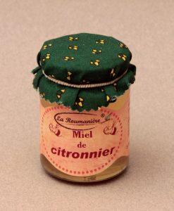 Miel de Citronnier 125g