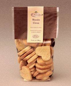 Biscuits au Citron 150g