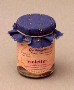 Confit de Violettes 125g