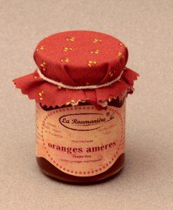 Marmelade d'Oranges amères 125g