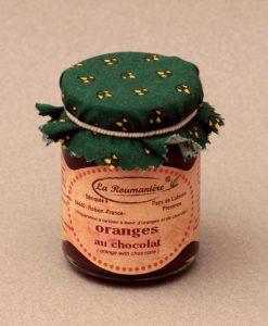 Confit d'Orange au Chocolat 125g