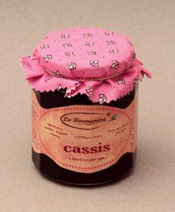 Confiture de Cassis 335g