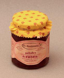 Confit de Pétales de Roses 335g