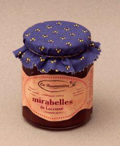 Confiture de Mirabelles 335g