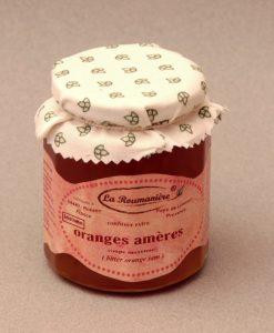 Marmelade d'Oranges amères 335g
