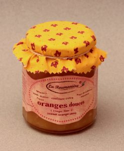 Confiture d'Oranges douces 335g