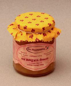 Confiture d'Oranges douces 335g