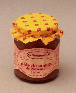 Pâte de Coings de Provence à tartiner 335g