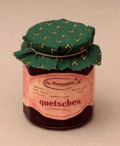 Confiture de Quetsches 335g