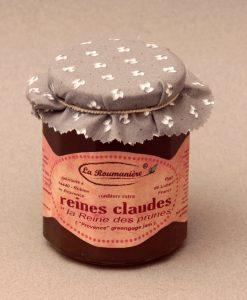 Confiture de Reines-Claudes de Provence