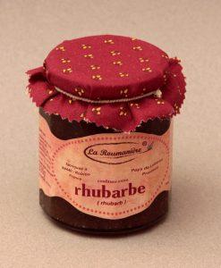 Confiture de Rhubarbe 335g