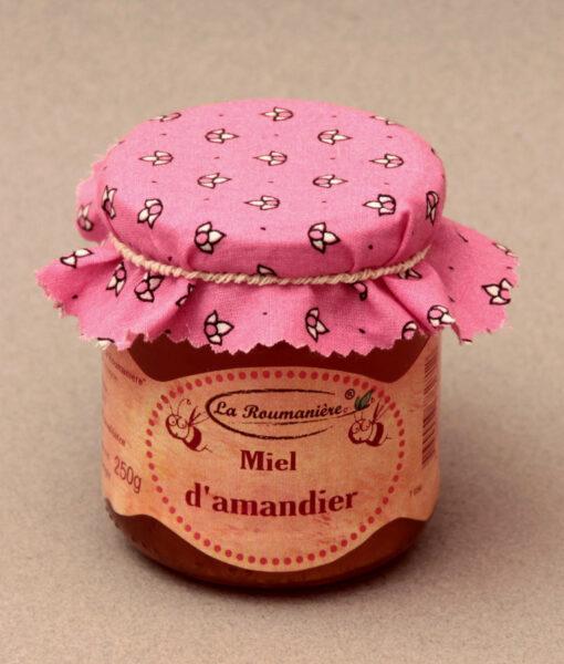 Miel d'Amandier 250g