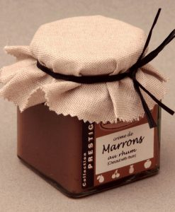 Crème de Marrons Prestige au rhum 320g